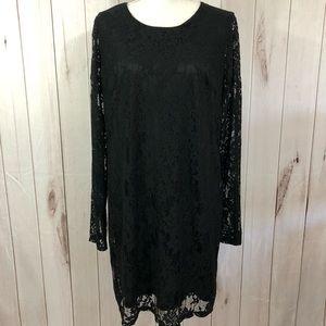 Apt. 9 Lace Shift Dress - Size 14